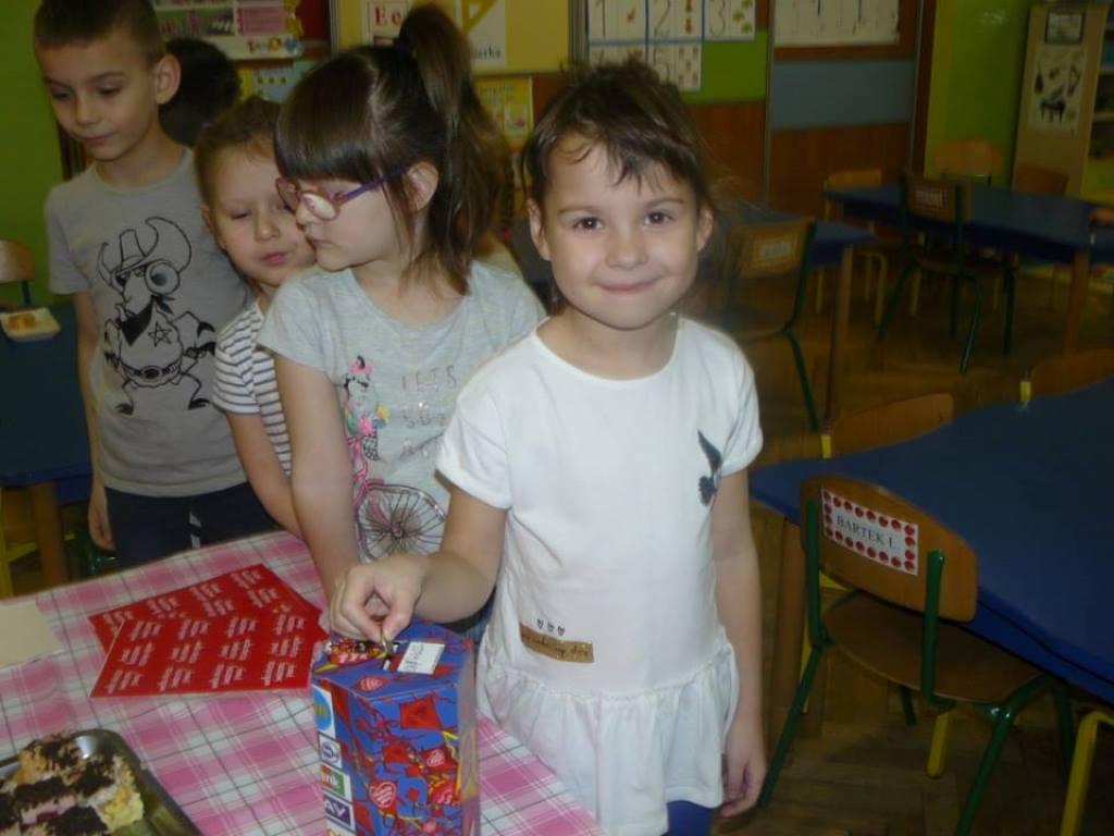 Przedszkole nr 1 w Łęczycy wzięło udział  w 26 Finale WOŚP - Zdjęcie główne