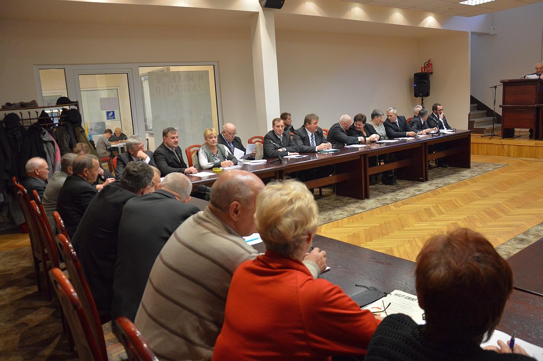 Radni gminy Łęczyca uchwalili budżet - Zdjęcie główne