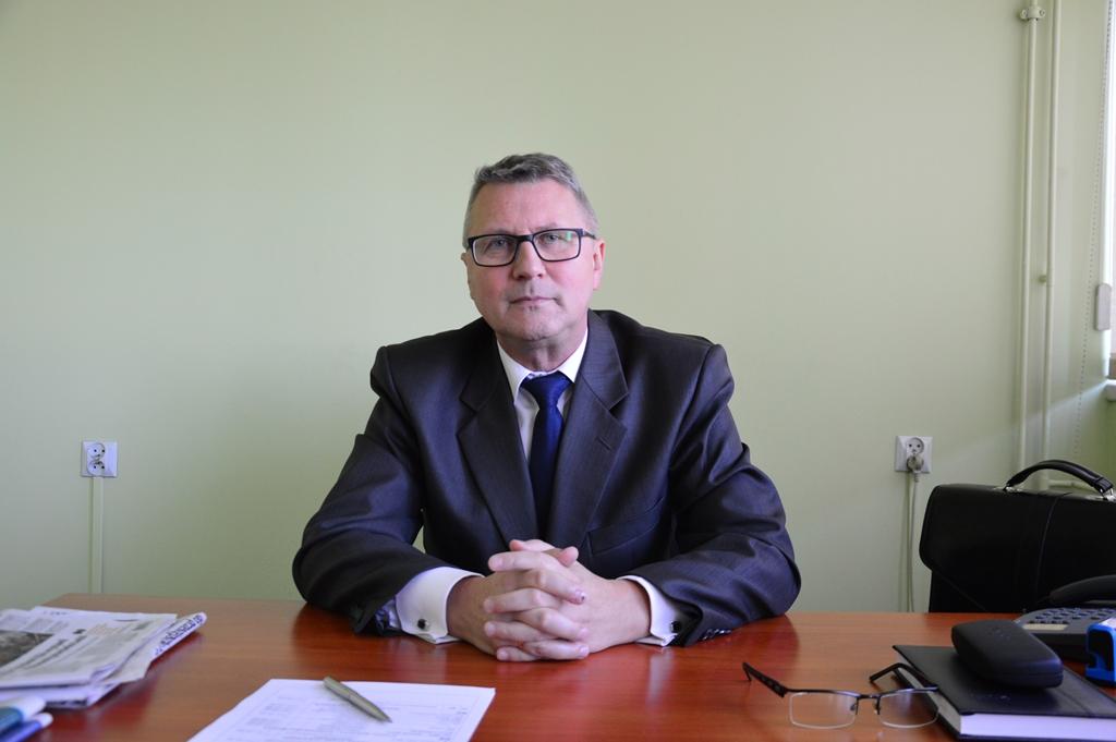 """Andrzej Rokicki: """"Urząd funkcjonuje normalnie"""" - Zdjęcie główne"""