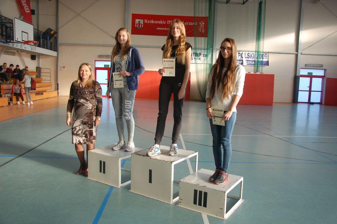 Halowe Otwarte Mistrzostwa Łęczycy Dzieci Starszych i Młodzików w Lekkiej Atletyce  - Zdjęcie główne