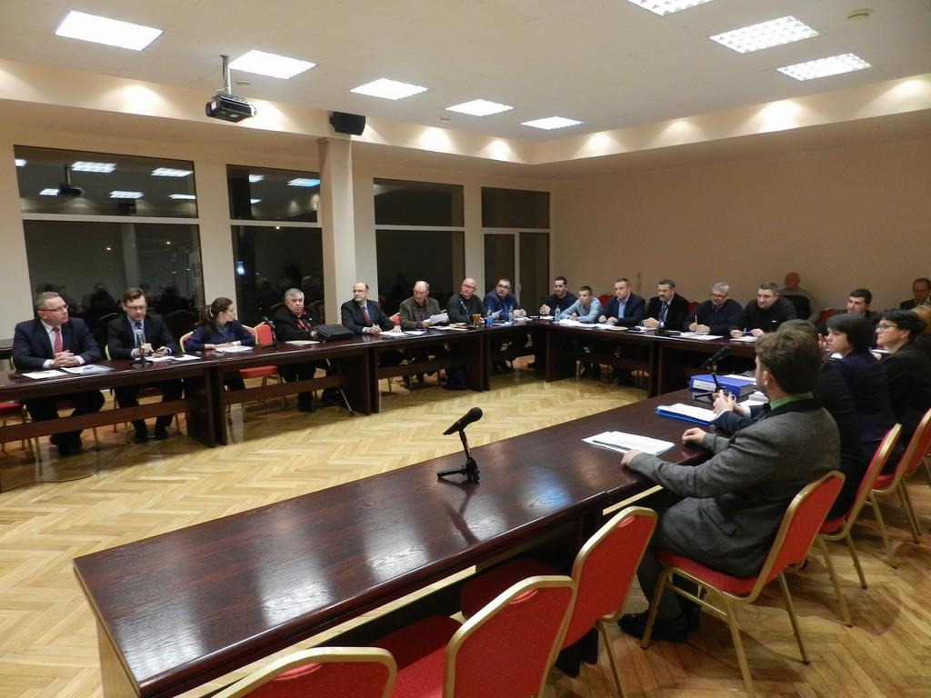 Praca Wydziału Promocji pod lupą komisji rewizyjnej - Zdjęcie główne
