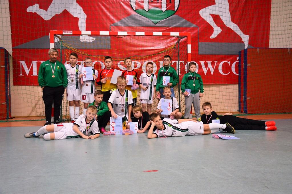 III Turniej Mikołajkowy – Górnik Łęczyca z brązowym medalem! [GALERIA] - Zdjęcie główne