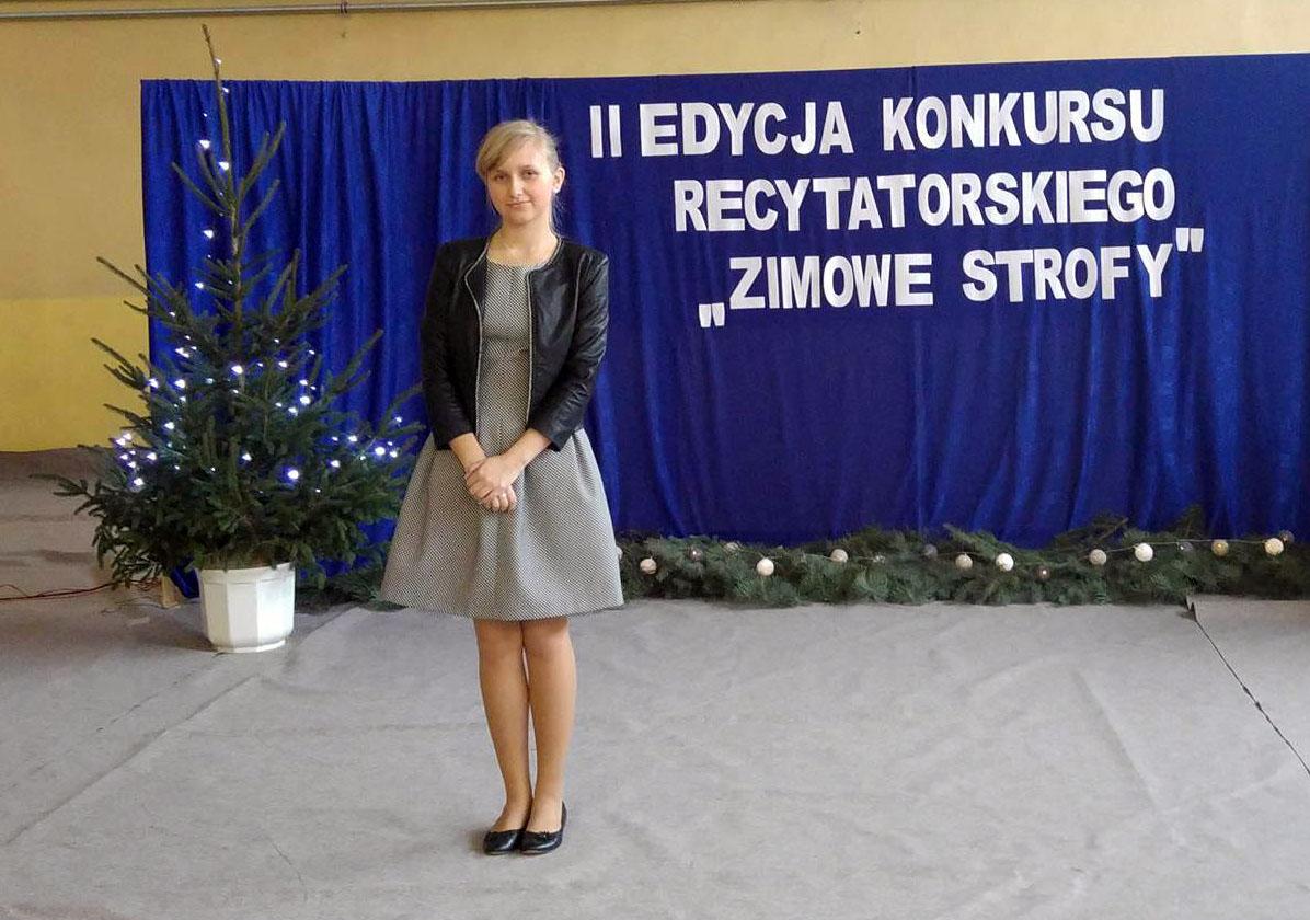 Grand Prix dla Joanny Chwiałkowskiej z Miłoszówki - Zdjęcie główne