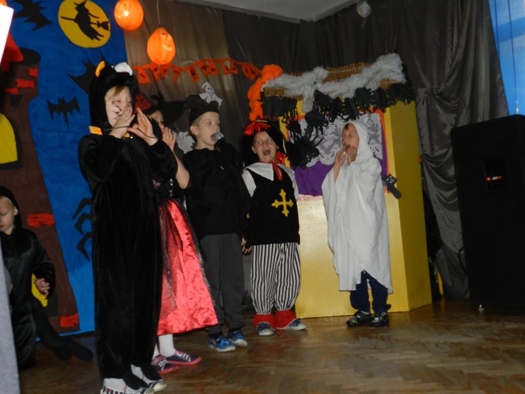 Trick or treat! Zabawa Halloweenowa w Przedszkolu nr 1 [GALERIA] - Zdjęcie główne