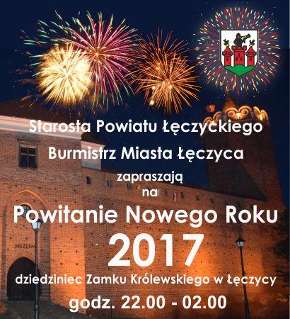 Świętuj Nowy Rok na dziedzińcu zamku  - Zdjęcie główne