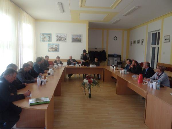 Spotkanie Izby Rolniczej w Starostwie Powiatowym - Zdjęcie główne