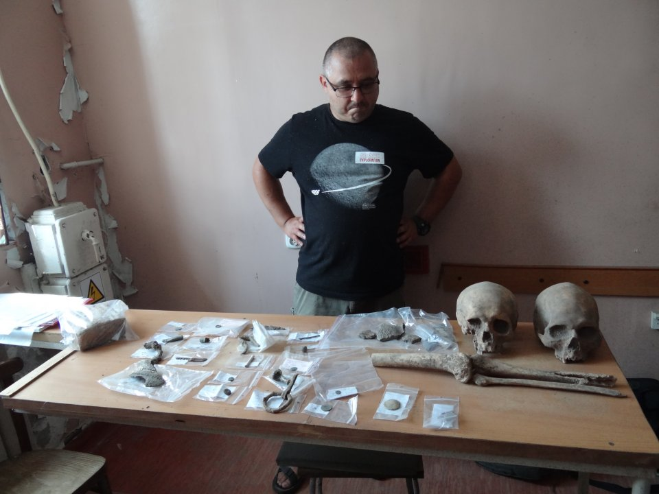 Sensacyjne odkrycia w byłym więzieniu w Łęczycy - Zdjęcie główne