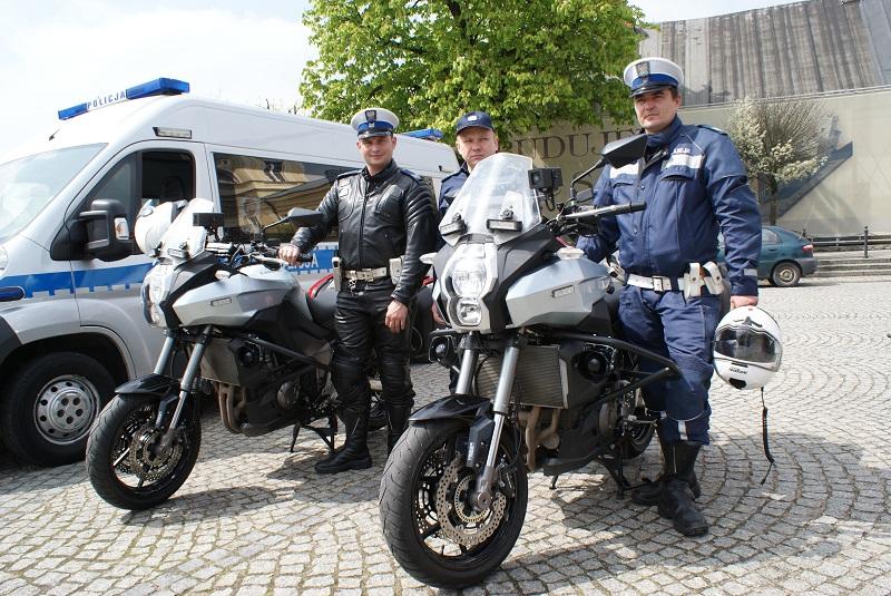 Zadbaj o bezpieczny sezon motocyklowy - Zdjęcie główne