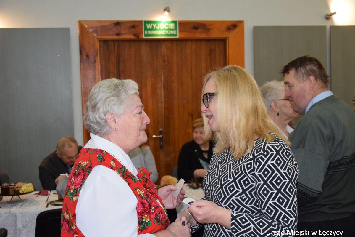 Spotkanie noworoczne osób niewidomych - Zdjęcie główne
