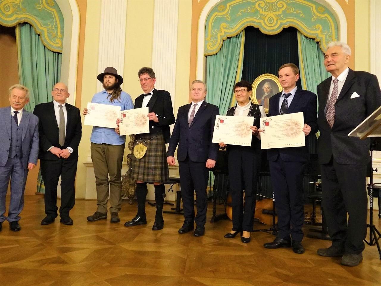 Wręczenie Nagród im. Benedykta Polaka - Zdjęcie główne
