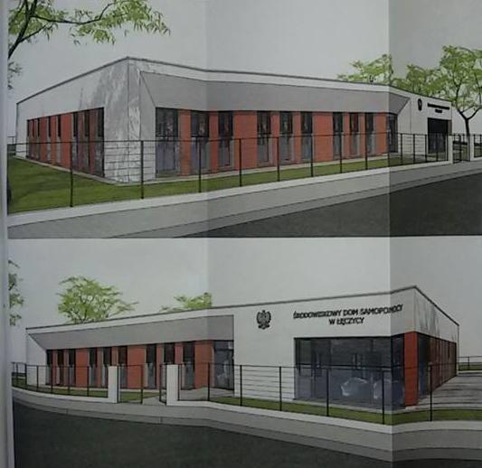 Tak będzie wyglądał Środowiskowy Dom Samopomocy - Zdjęcie główne