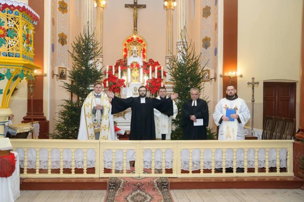 Nabożeństwo ekumeniczne w Kościele Starokatolickim Mariawitów [ZDJĘCIA] - Zdjęcie główne