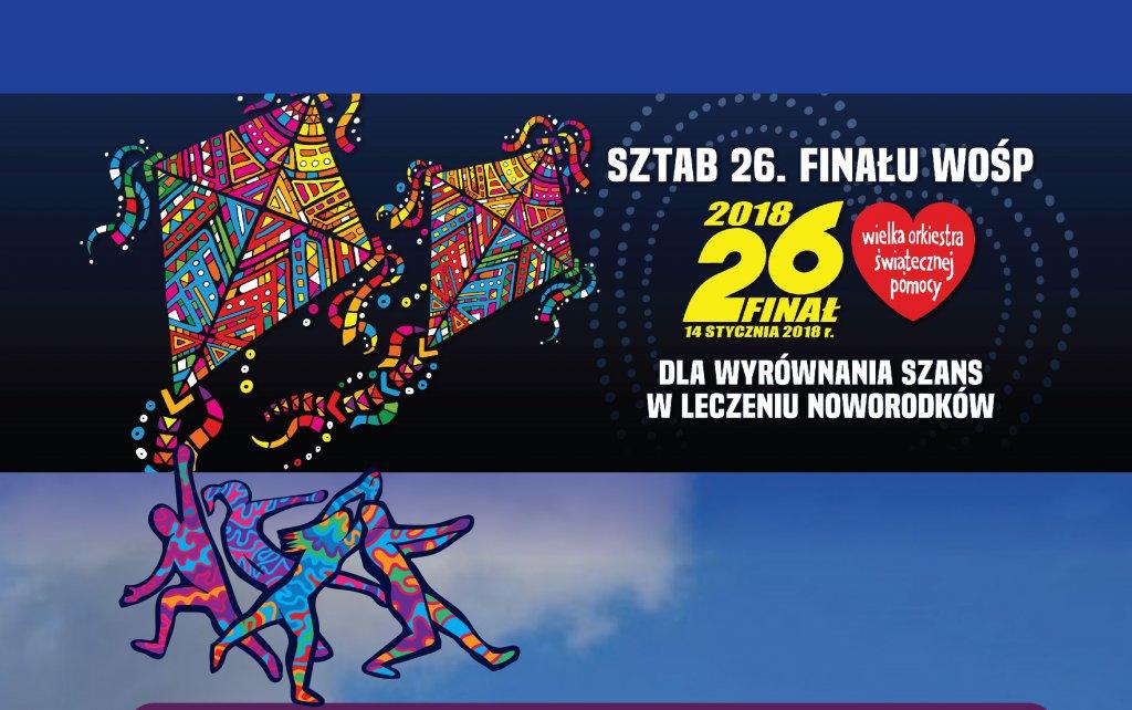 26 Finał Wielkiej Orkiestry Świątecznej Pomocy w Świnicach Warckich - Zdjęcie główne