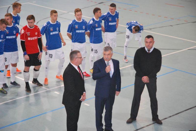 Eliminacje do Młodzieżowych Mistrzostw Polski U-20 w Futsalu  - Zdjęcie główne