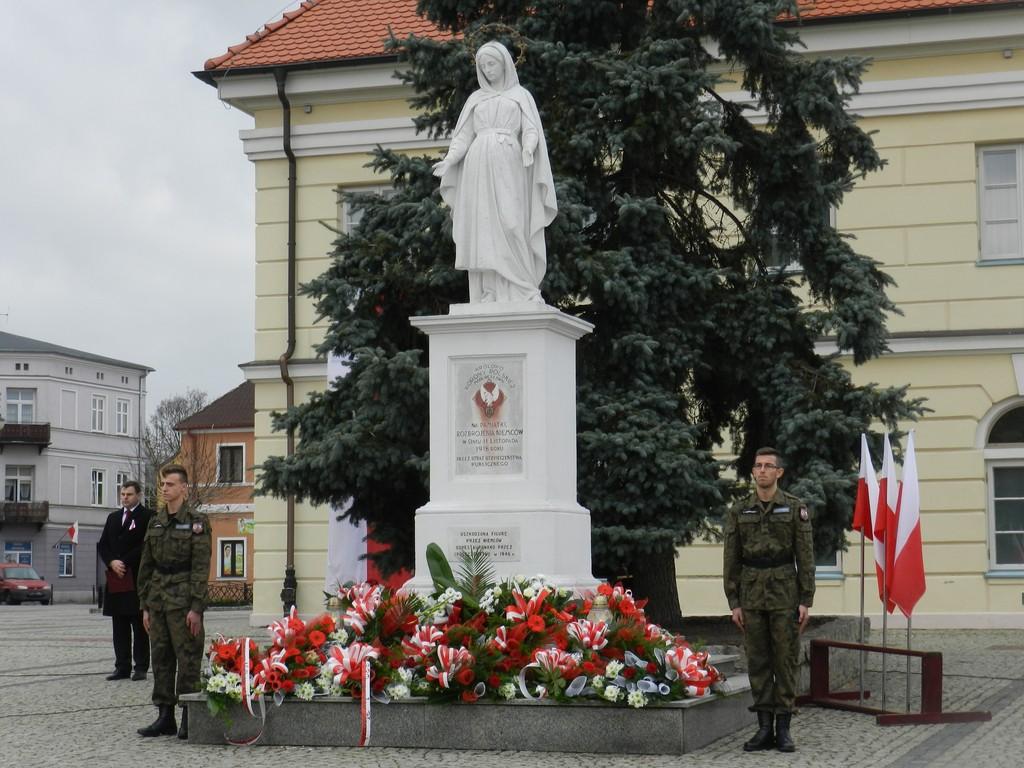 Obchody Święta Niepodległości w Łęczycy - Zdjęcie główne