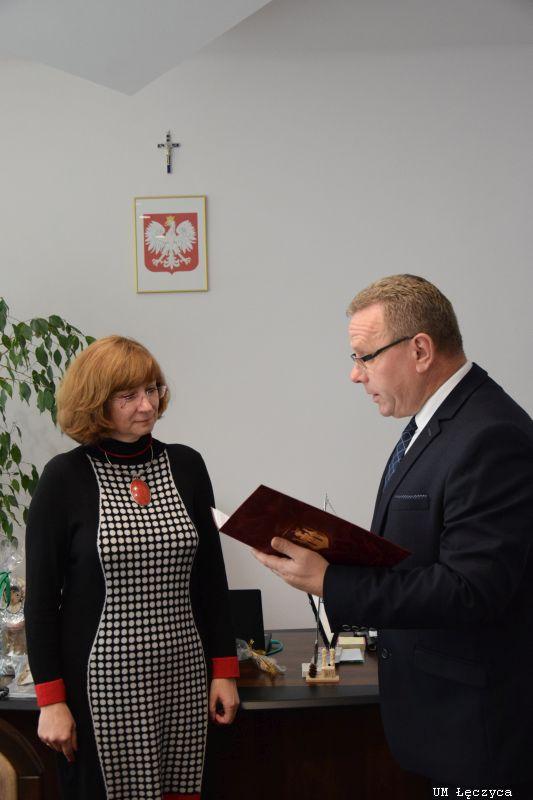 Elżbieta Gieraga nową dyrektorką SP 4 - Zdjęcie główne
