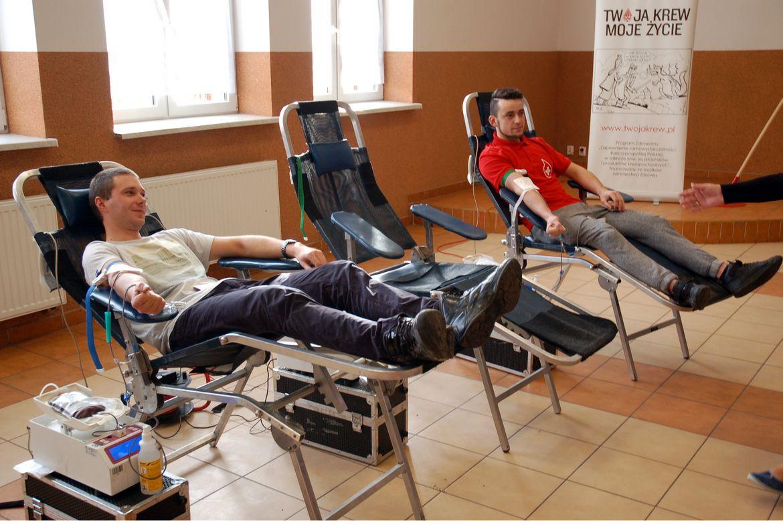 Ponad 14 litrów krwi dla chorej Marysi! - Zdjęcie główne