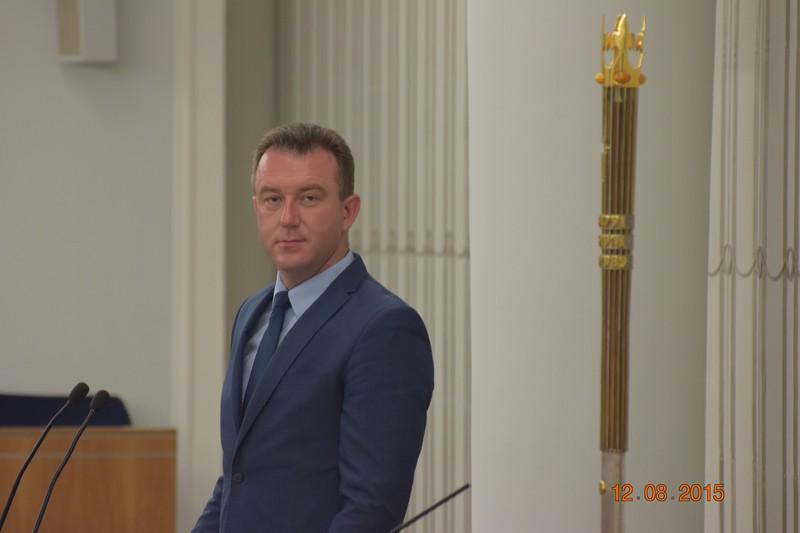 List otwarty senatora Przemysława Błaszczyka do burmistrza Lipińskiego - Zdjęcie główne