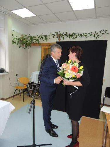 Dom Pomocy Społecznej w Łęczycy obchodził Dzień Pracownika Socjalnego - Zdjęcie główne