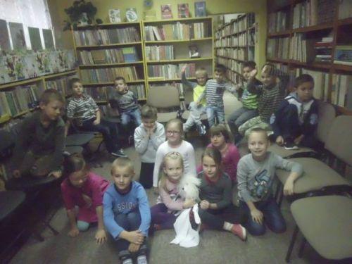 Dzieci poszukiwały Duszka Książkouszka! - Zdjęcie główne