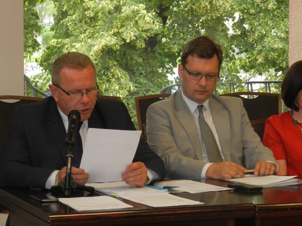 Krzysztof Urbański zastępcą burmistrza – teoretycznie i praktycznie - Zdjęcie główne