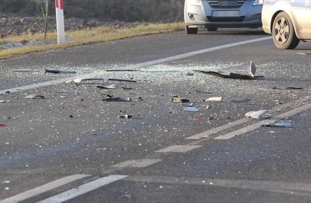 Wypadek w Michałowie. Jedna osoba w szpitalu - Zdjęcie główne