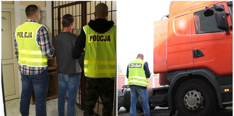 Rozbito grupę przestępczą. Jednego z zatrzymanych poszukiwano listami gończymi - Zdjęcie główne