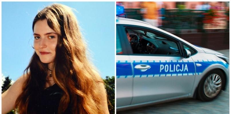 Komunikat policji w sprawie zaginionej nastolatki - Zdjęcie główne