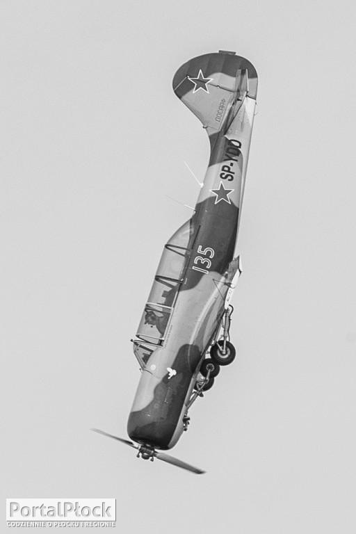 Wypadek na Płockim Pikniku Lotniczym - Zdjęcie główne