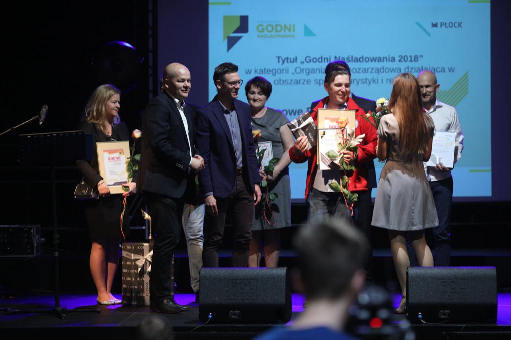 """XII gala konkursu """"Godni Naśladowania"""" - Zdjęcie główne"""