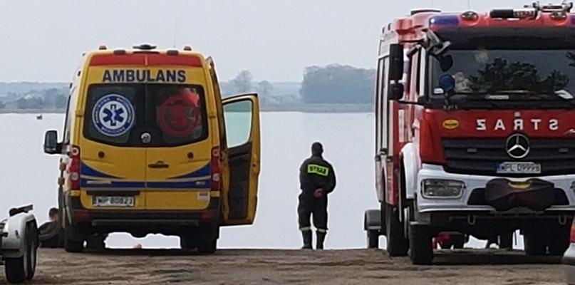Zidentyfikowano ciało znalezione w piątek w Wiśle - Zdjęcie główne