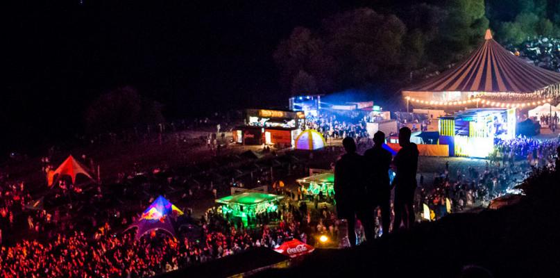 Tłumy fanów na Polish Hip-Hop Festival [FOTO] - Zdjęcie główne