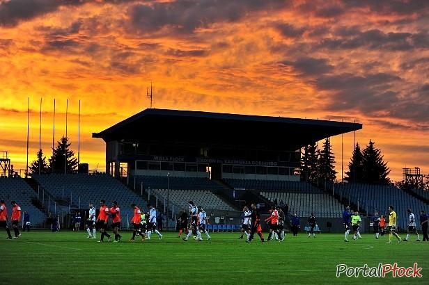 Nowe boisko na stadionie Wisły - Zdjęcie główne