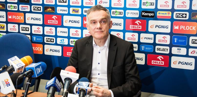 Otwarty list prezesa SPR Wisły Płock. O niezaspokojnych ambicjach i wyzwaniach - Zdjęcie główne