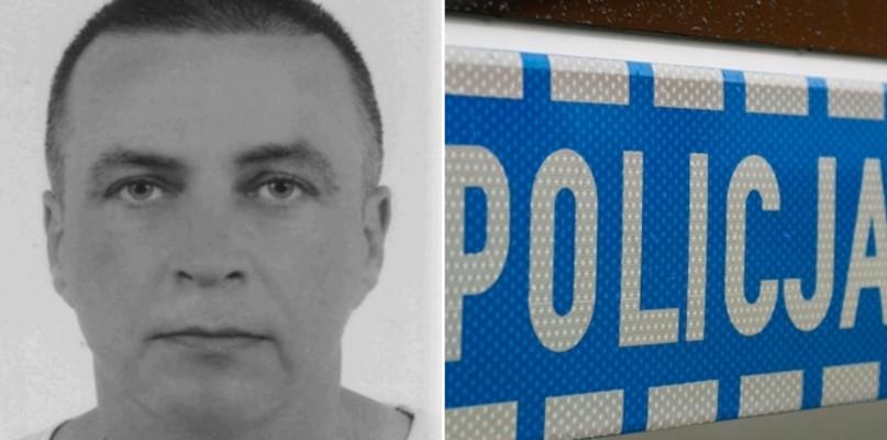 Zaginął 52-letni płocczanin. Policja prosi o pomoc - Zdjęcie główne