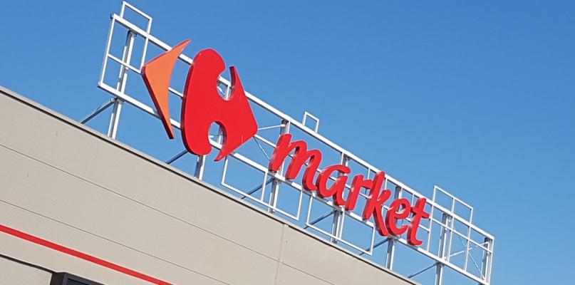 Czytelniczka: Wyją syreny. Trwa ewakuacja z marketu Carrefour - Zdjęcie główne