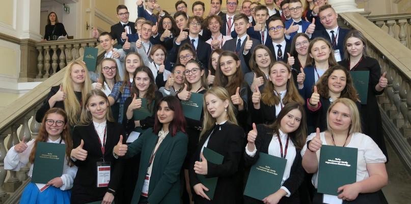 Płocczanka we władzach młodzieżowego Sejmiku Mazowsza - Zdjęcie główne