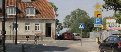 Uwaga, awaria na skrzyżowaniu na Starym Mieście w Płocku - Zdjęcie główne