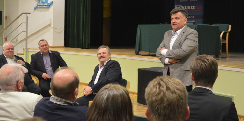 Kukiz'15 ma swojego kandydata na prezydenta Płocka? - Zdjęcie główne