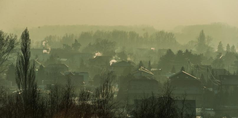 Ostrzegają przed złą jakością powietrza - Zdjęcie główne