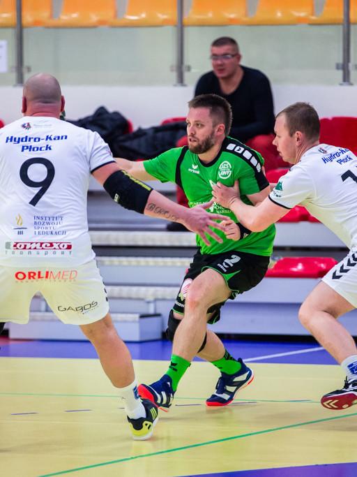 Handball Płock tym razem przegrany - Zdjęcie główne