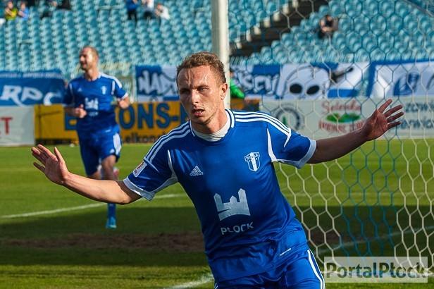 Krzysztof Janus płockim piłkarzem jesieni - Zdjęcie główne
