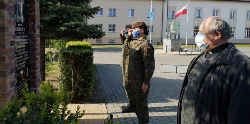 Mazowieccy Terytorialsi uczcili pamięć rotmistrza Witolda Pileckiego [FOTO] - Zdjęcie główne