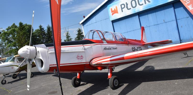 Powietrzną taksówką do Płocka? Wybrano wykonawcę projektu rozbudowy lotniska - Zdjęcie główne