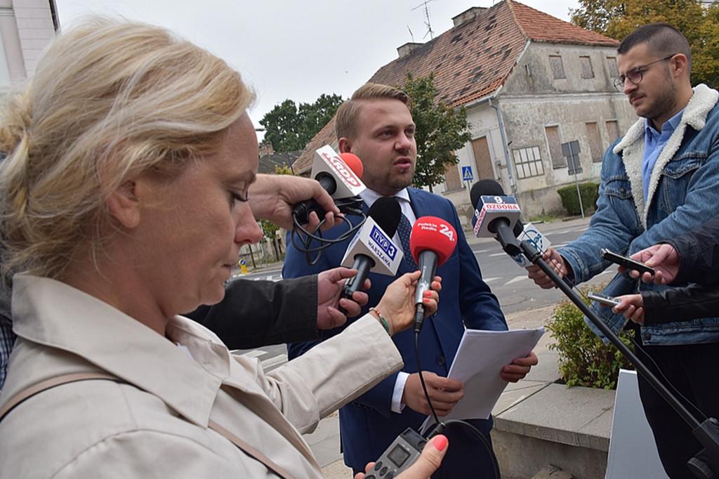 Zawiadomienie do prokuratury. Dotyczy prezydenta Płocka - Zdjęcie główne