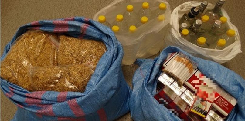 Przechowywano nielegalny towar w domu. 94-latkowi grozi kara finansowa - Zdjęcie główne