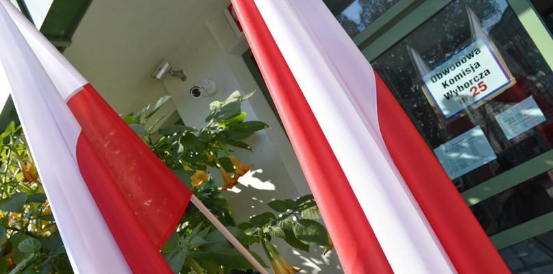 Taka była frekwencja w Płocku i powiecie w wyborach do europarlamentu... - Zdjęcie główne