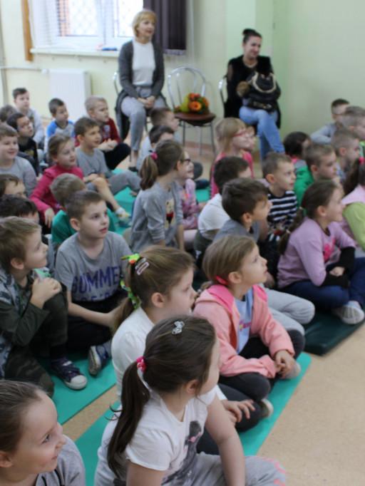 Wesoła wizyta w płockich placówkach - Zdjęcie główne