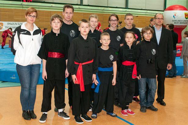 Medale płockiego Wu Shu w Pucharze Polski - Zdjęcie główne