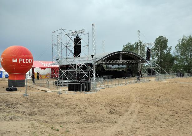 Szykują festiwal hip-hop.A pogoda?[FOTO] - Zdjęcie główne